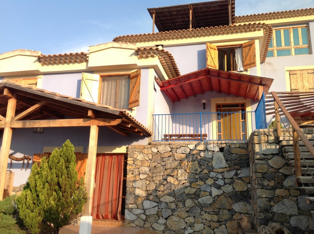 Casas rurales los cuatro vientos moratalla ib rica turismo - Casas rurales e ...